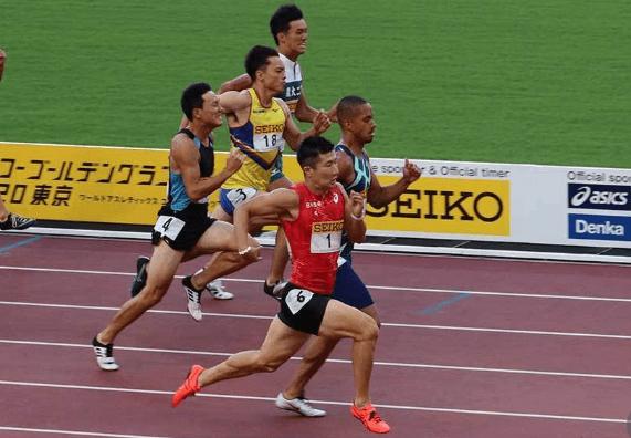 东京赛桐生10秒14百米夺冠 兒玉芽生成女子新飞人