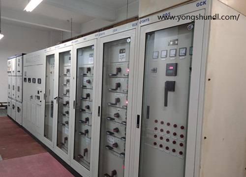 电气设备受故障控制 变电