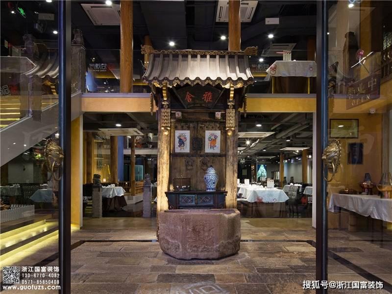 杭州餐饮空间设计 如何搭配餐饮空间设计