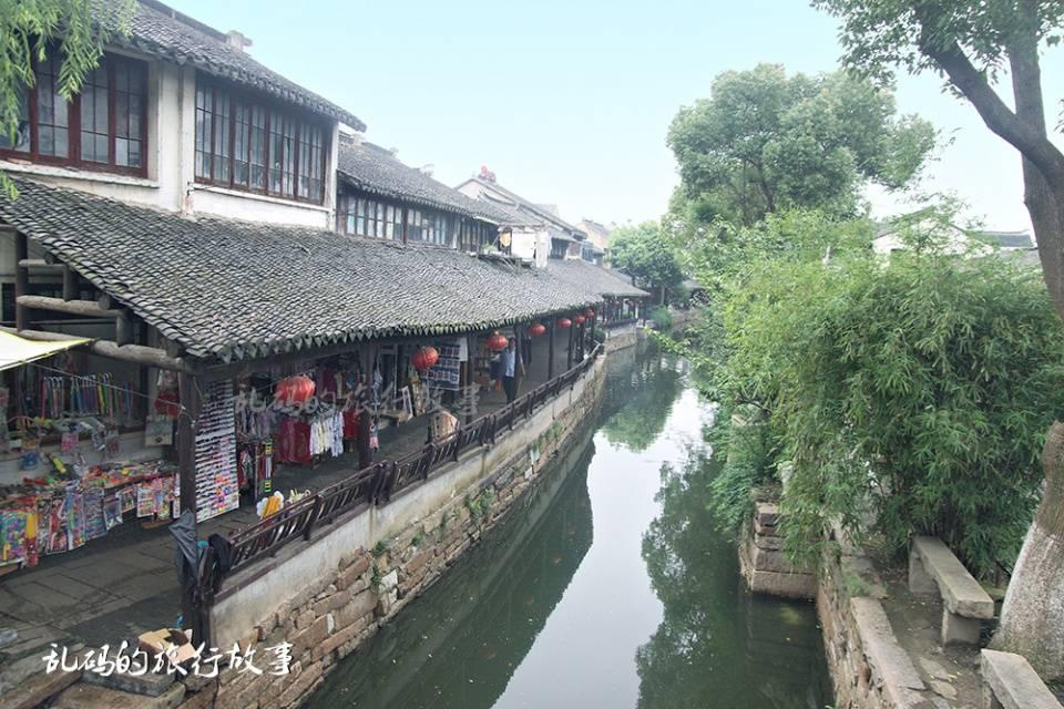 """原创             江苏这座古镇,风光不输周庄,被誉""""神州水乡第一镇""""却少有人知"""