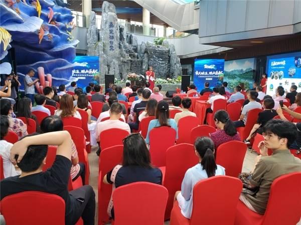 鹏新嘉定海洋世界开业盛典暨马陆镇和谐家庭爱进社区活动在2020年8月28日如期举行。