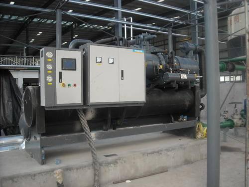 中央空调水冷器维修常见故障原因及处理