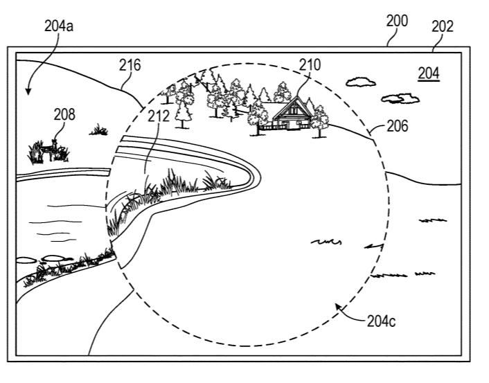 """原创            最新苹果AR眼镜专利可允许用户平滑缩放视图,赋予""""千里眼""""能力"""