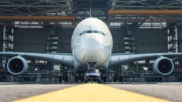 空客A380有多大?室内设施有多豪华?坐下