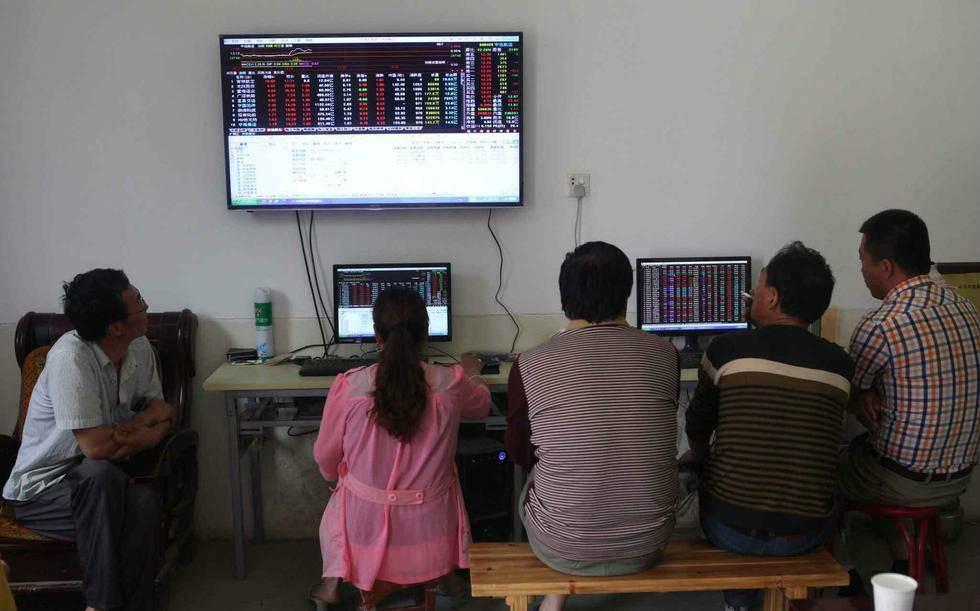 普通散户投资者炒股的现状 爱钱帮清盘投