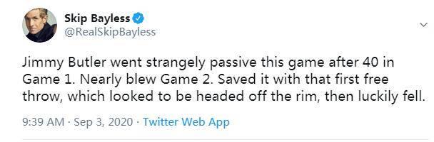 原创             名嘴为字母哥辩解:巴特勒幸运摔倒!球迷纷纷建议扬尼斯加盟勇士