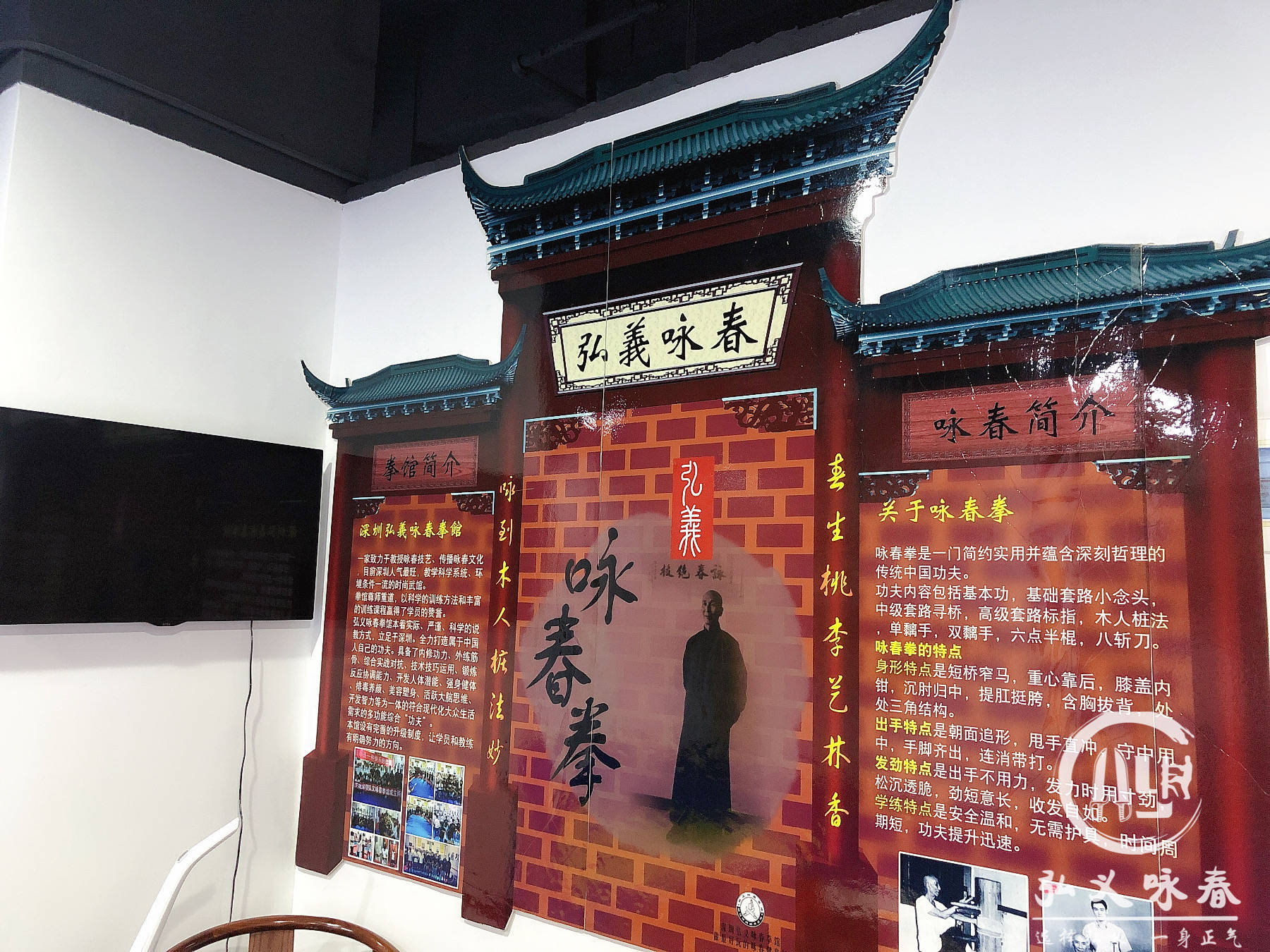 弘毅深圳(开放版)发展咏春拳可行性报告