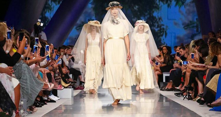 阿拉伯时装周有望刺激迪拜的时尚达人