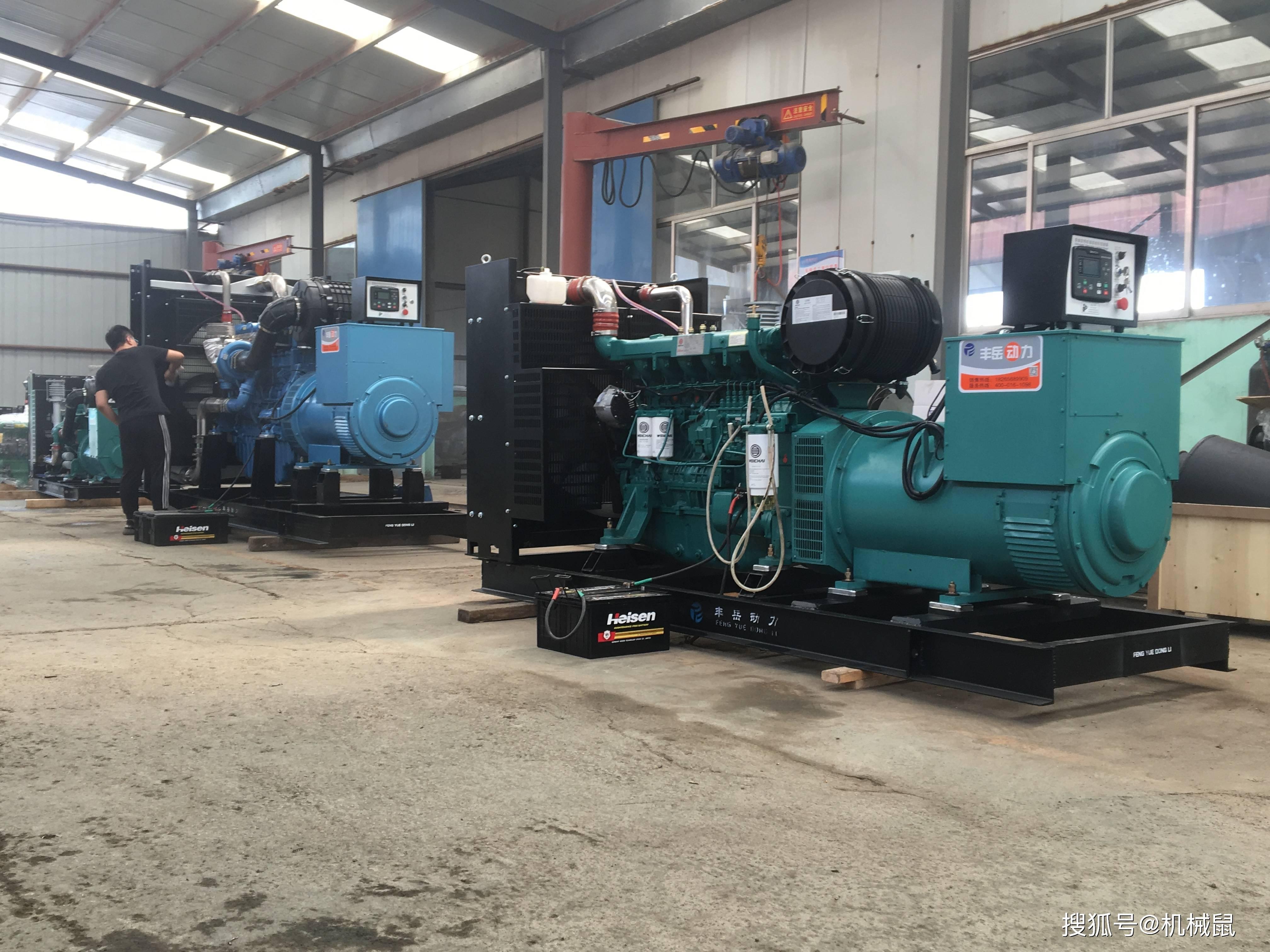 进口发电机组与国产发电机组的差异 15