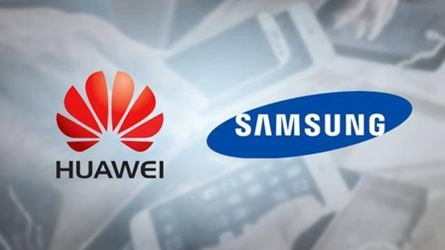 原创            华为在海外受限,三星在通信设备市场快速崛起