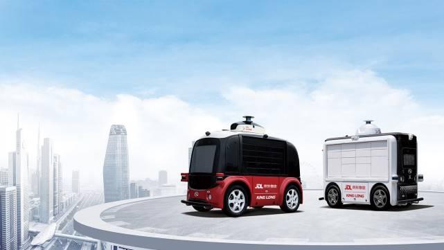 规模化量产!无人配送车开启智慧交通新时代