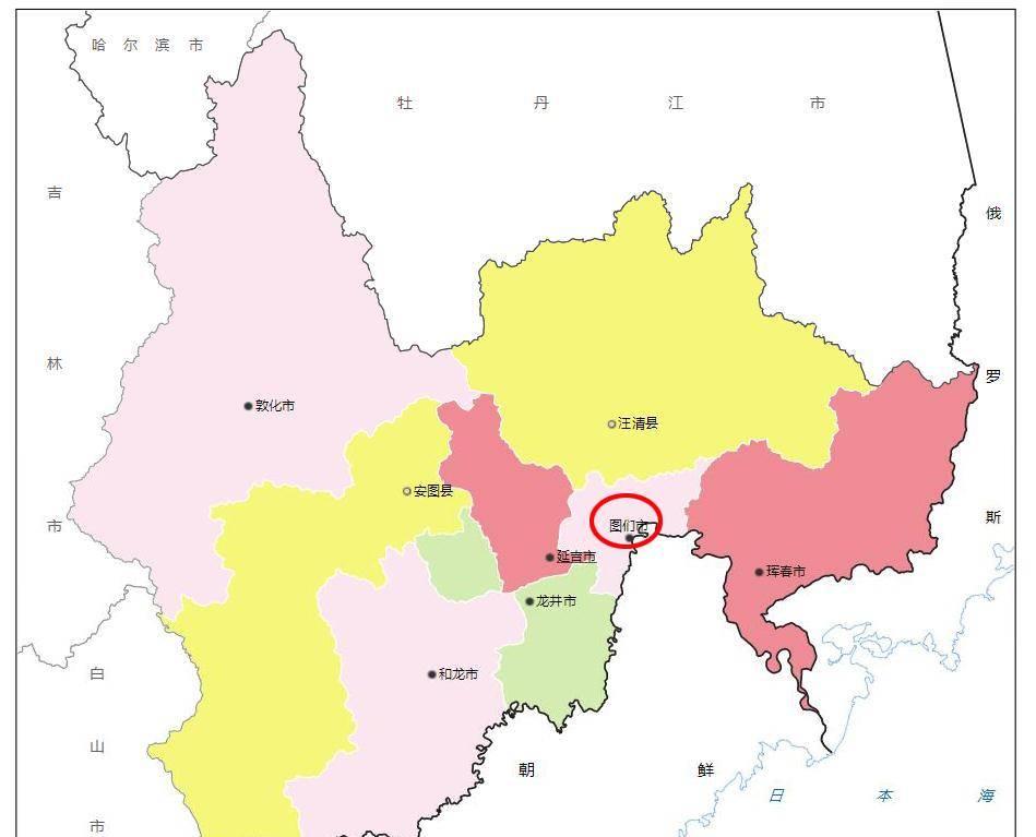 图们市人口_再过几天,吉林这12个县 市 将变成全国最值钱的地方,有你家乡吗