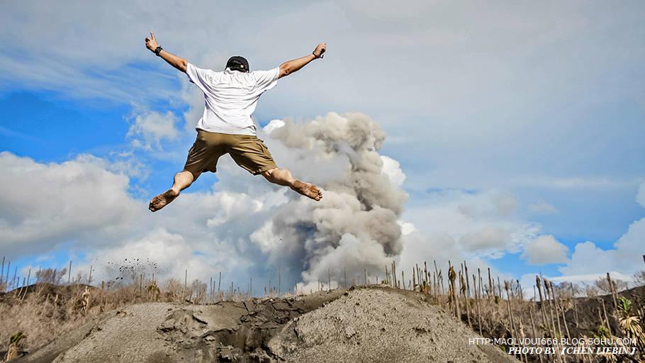 巴布亚新几内亚游记结束篇-活火山
