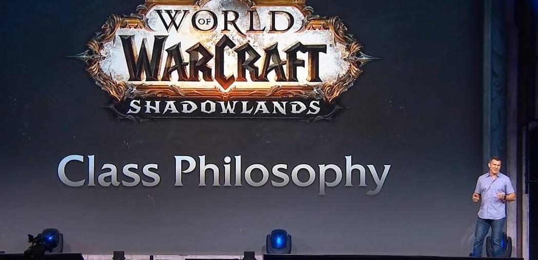 原创暴雪嘉年华,,魔兽世界9.0职业技能大改,各职业经典技能回归