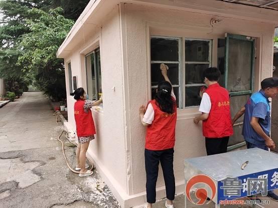 泰山农商银行多措并举全力做好创城工作