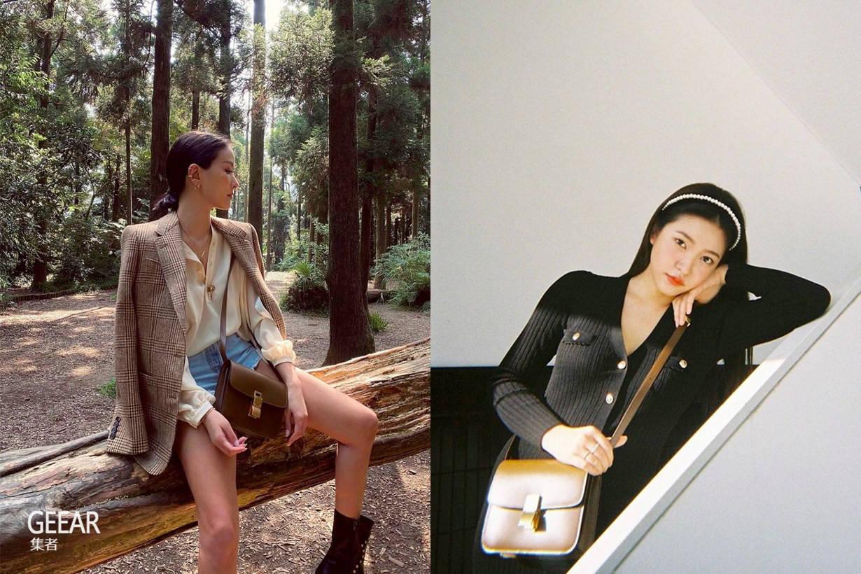 原创             经典永远迷人:Celine仍屹立不倒的手袋Classic!