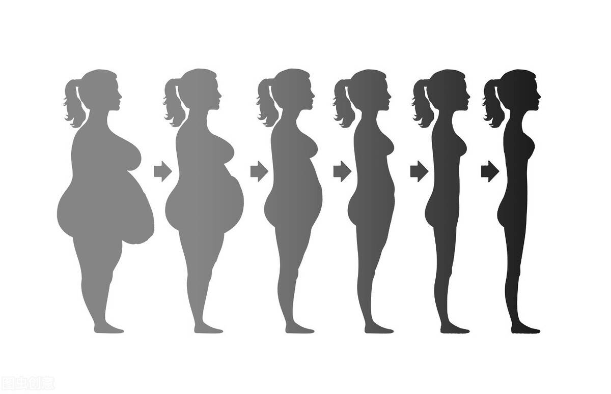 减肥小白,不要盲目瘦身!坚持3个方法,瘦回苗条的自己!