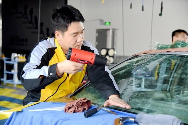 汽车美容 创业优选项目