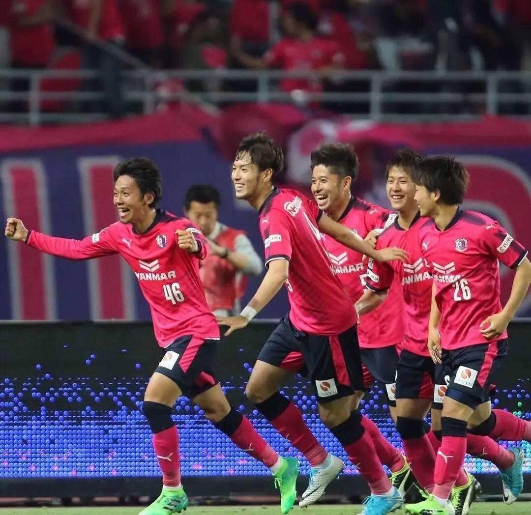 神户胜利船VS大阪樱花,谁是最强的王者? 大阪游记樱花