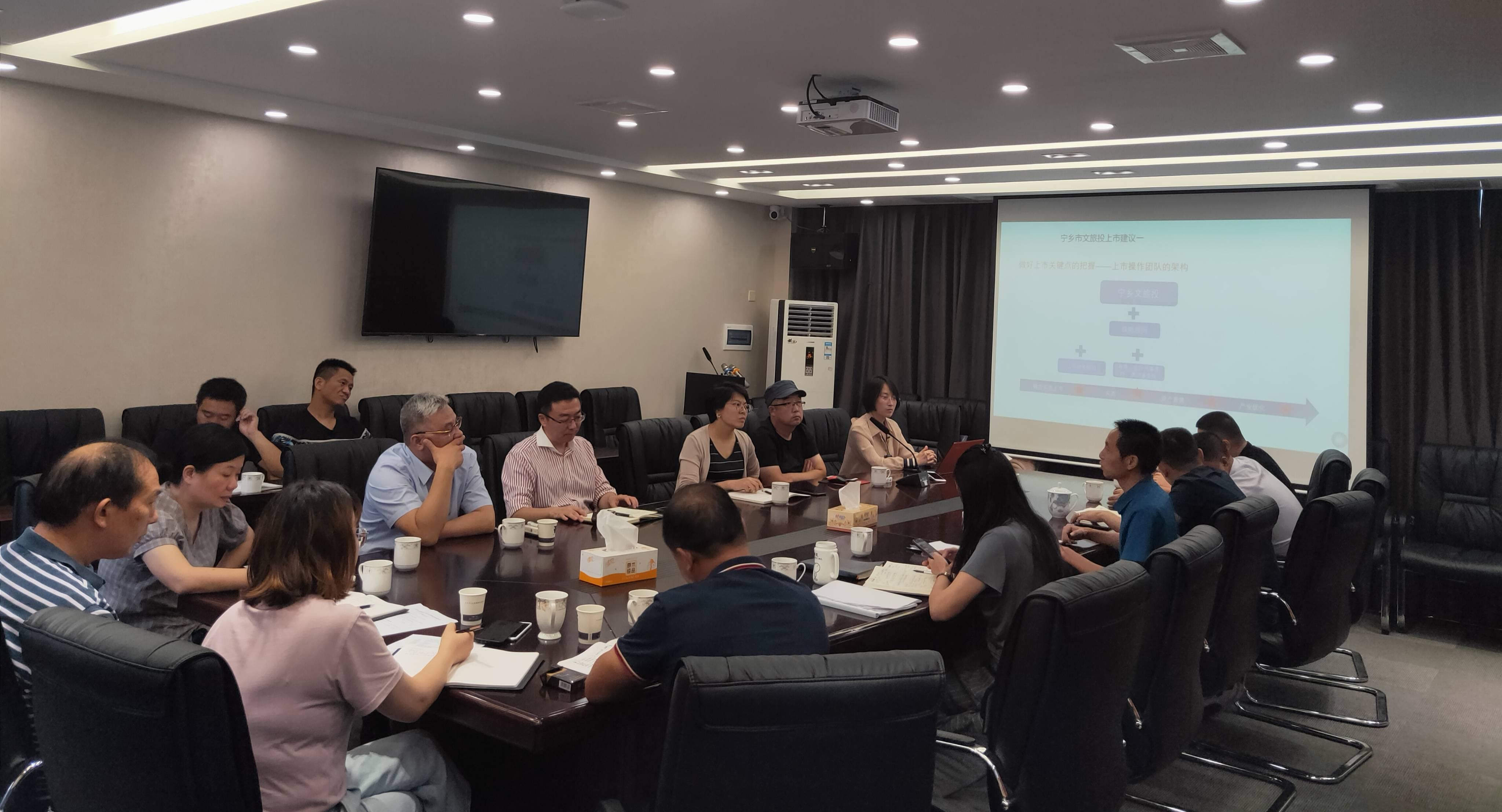 宁乡文旅投工业计划和企业战略研究第四