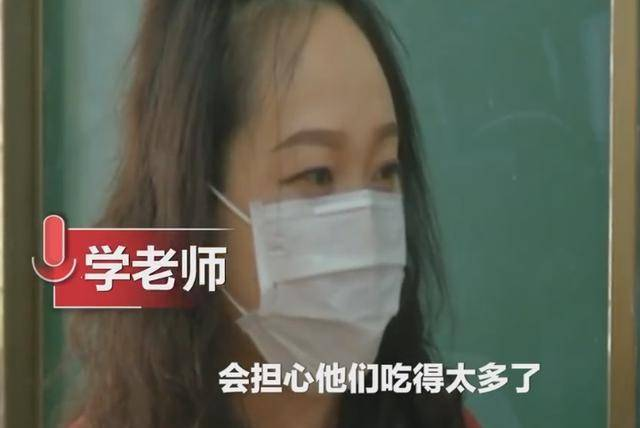 """武汉小学生每天多吃5桶饭,""""在学校吃得香!""""老师担心撑坏娃"""