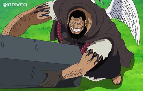 《海贼无双4》第6位DLC角色为怪僧乌尔基_Worst