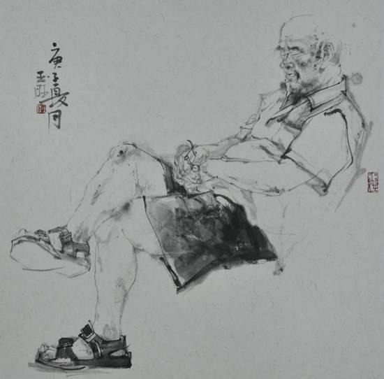 济南名士多――李玉旺创作研究展