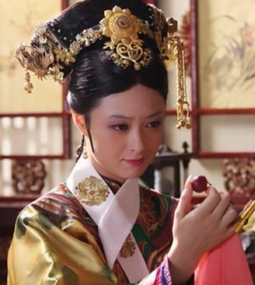 藏了10年后,蒋欣坦言,华妃不是命令她