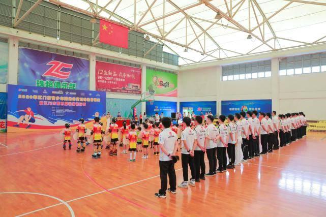 速度与激情,2020江门市青少年阳光体育轮滑联赛暨第四届轮滑锦标赛