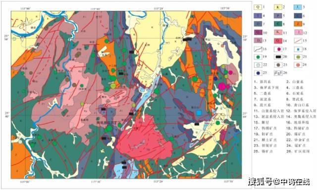 黄坡钨锌多金属矿新增资源储量12.358万吨