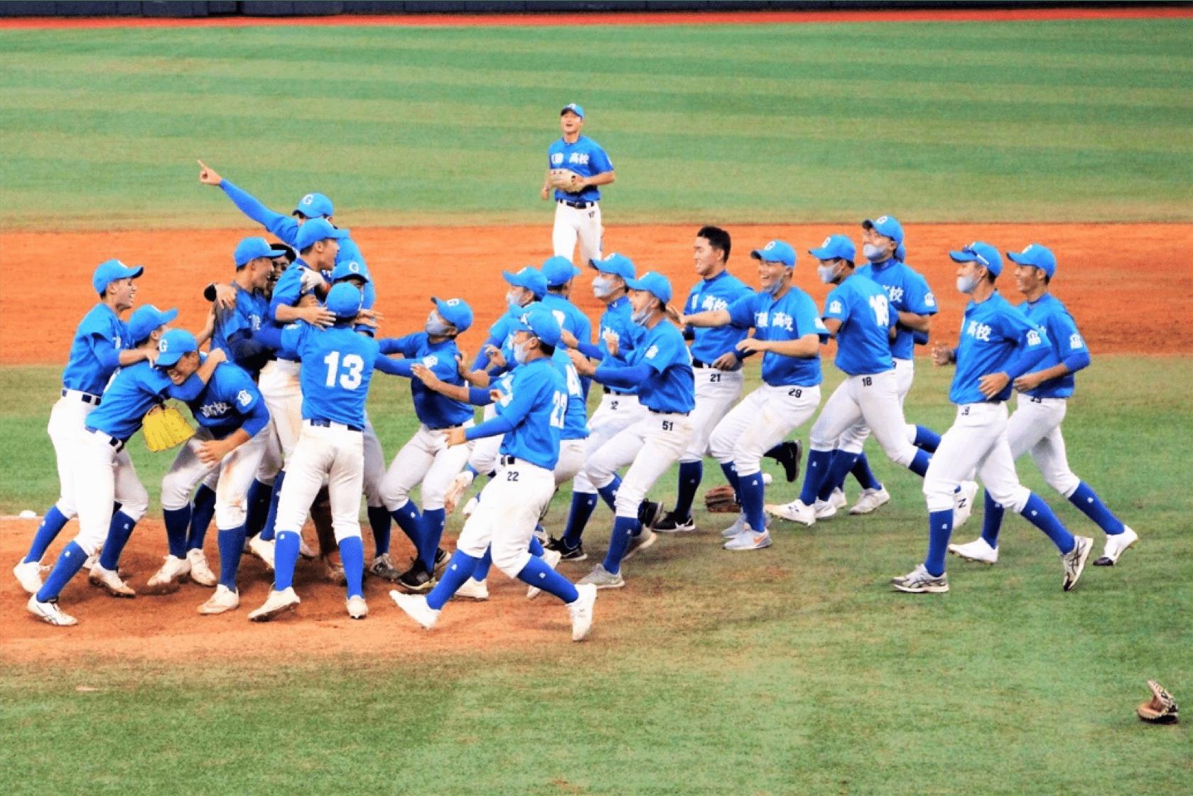 江陵高中-江原道高中棒球