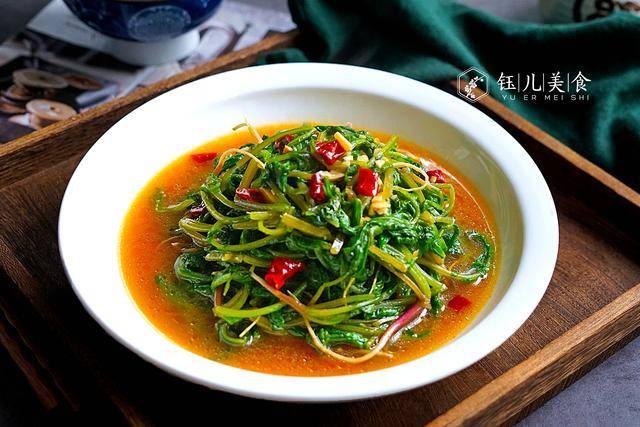 今日秋分,吃小白菜不如吃这菜,一元一斤,3分钟炒一盘,真好吃