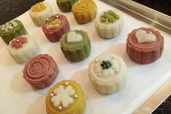 八月十五月儿圆,冰皮月饼好香甜——幼儿园中秋节美厨活动方案