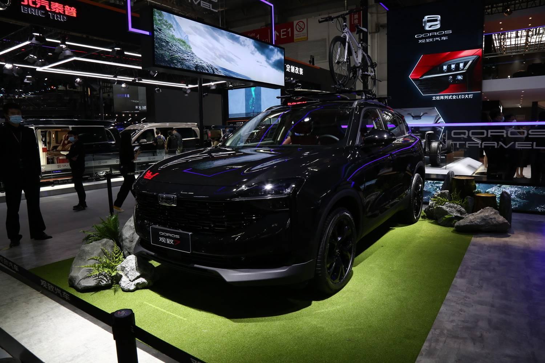 2020北京车展:观致7正式亮相