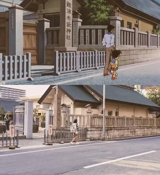住在日本TOP1神社旁,参祭拜财神