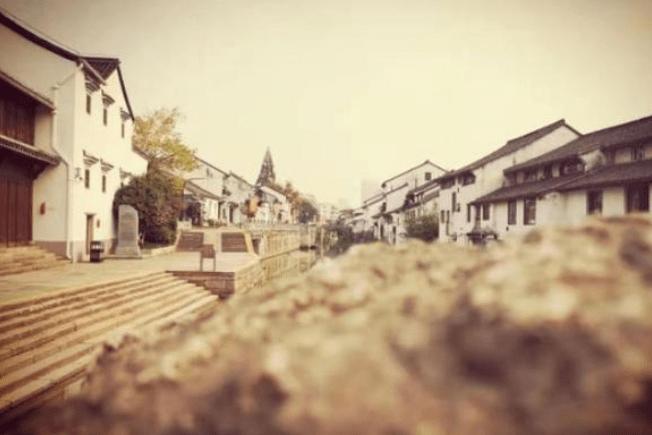 杭州市区的千年古镇,曾经风景一时,现