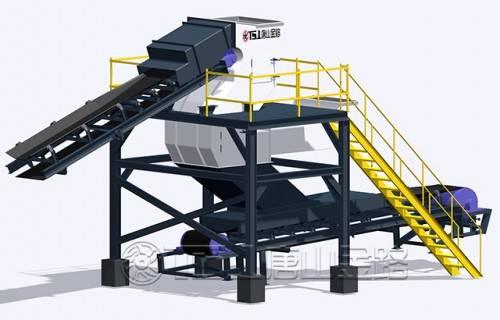机制砂分离器对绿色矿山干砂工艺的影响