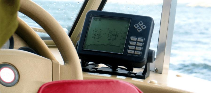 捕鱼用品 美国海上捕鱼的普通电子设备 捕鱼者的雷达全球定位系统