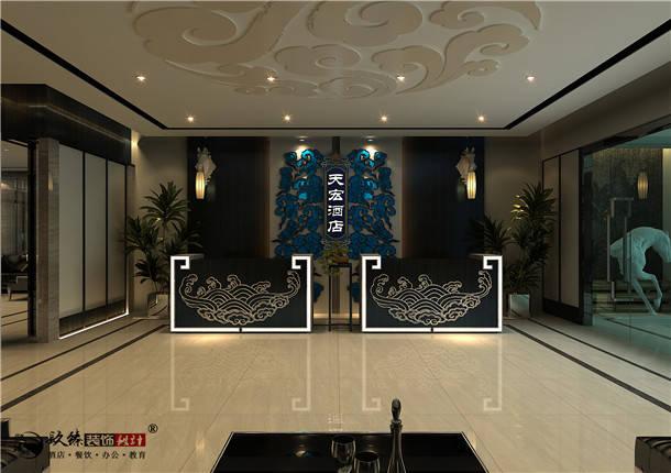 吴中田弘酒店设计