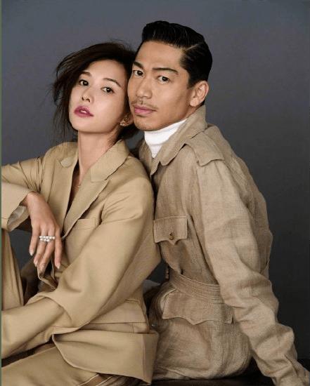 林志玲远嫁日本后终于扳回一局!范逸臣与日本女演员同居,情缠12年将着花
