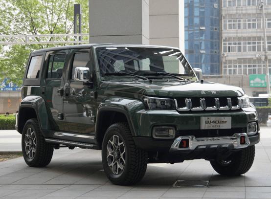 原非承重车身配备四轮驱动系统,约20万硬核越野SUV推荐这些车型
