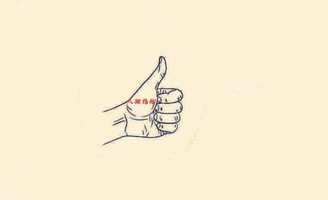 五指靠运气 哪个手指比力气短就是你的命