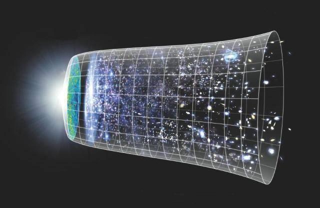 我们已经进入了宇宙的最后时代