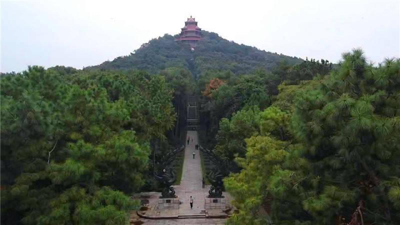 武汉东湖磨山景区游玩攻略 东湖磨山景区旅游图片