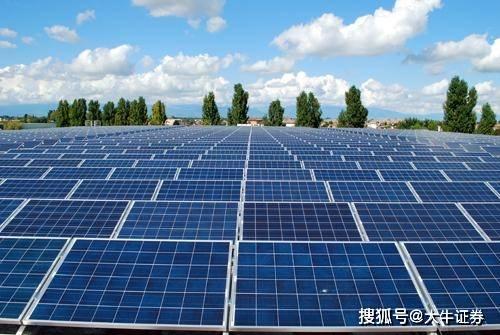 节后光伏板块可能爆发!新能源股价值提升是大趋势!
