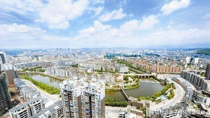 四川省广安市6个行政区名单