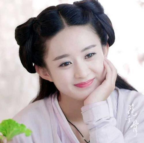 十古玉双钗人 刘亦菲少女 kiku惊艳 她是最精致的经典