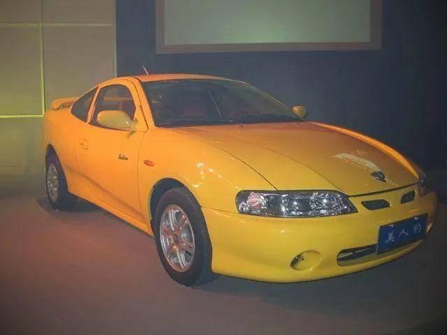 你知道有多少跑车是中国原型车史上昙花一现的?