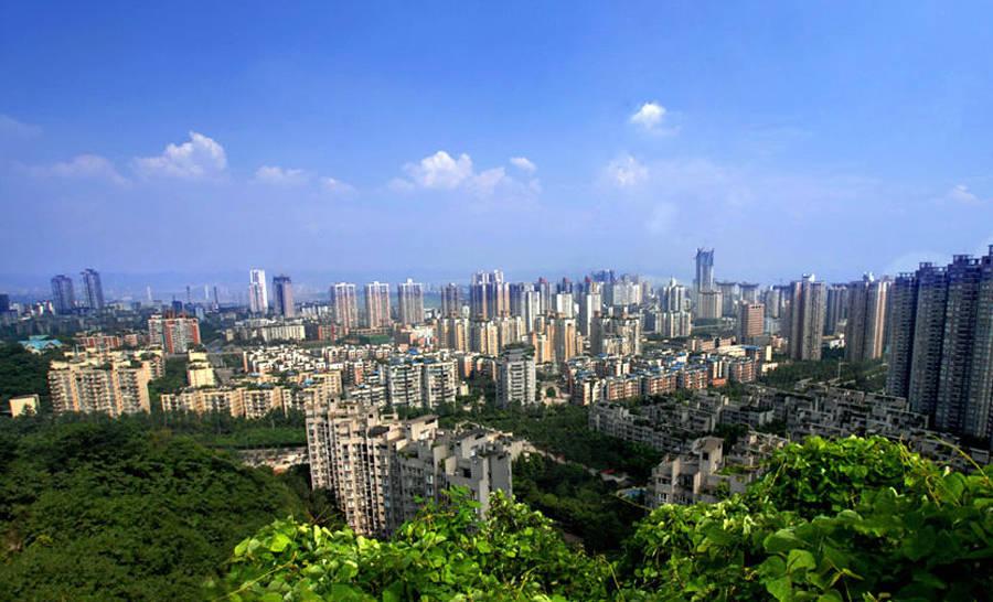 重庆GDP最低的主城区,不及秀山县,曾因钢铁厂而设区