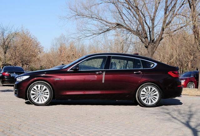 原价98万的宝马535i GT四驱豪华车,残值只有26万